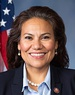 Veronica Escobar official portrait, 116th Congress (cropped).jpg