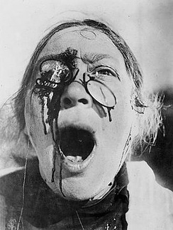 As a young man, Kubrick was fascinated by the films of Sergei Eisenstein and would watch films like Battleship Potemkin (1925) (pictured) endlessly.