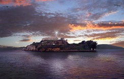 Alcatraz Island is a historical prototype of the supermax prison standard.