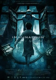 Imaginaerum official poster.