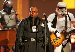 A Star Wars-themed performance of the song at the 2006 MTV Movie Awards.