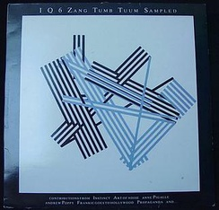 IQ6 Zang Tumb Tuum Sampled Action Series number 18
