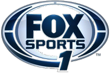 Original logo, used full-time from August 17, 2013 to May 2015; currently used as an alternate logo.