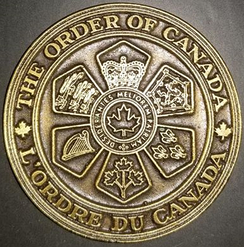 The Seal of the Order of Canada