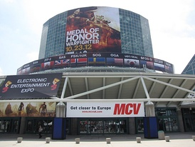 E3, the Electronic Entertainment Expo at the Convention Center, June 2012