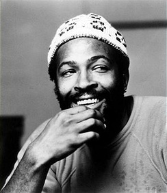 Marvin Gaye in 1973