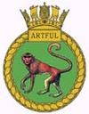 HMS Artful badge.jpg