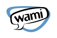 "WAMI logo; originally showing ""Miami"", it was later modified to incorporate the channel number."