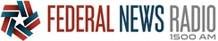 """Federal News Radio"" logo from 2011 through 2018"
