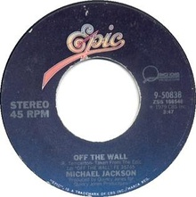Off the Wall by Michael Jackson A-side US vinyl single.jpg
