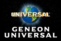 Former logo for Geneon Universal used from February 1, 2009, to December 9, 2013, before it became NBCUniversal Entertainment Japan.