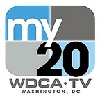 "WDCA's second ""My 20"" logo, used from June 2006 to July 2017"