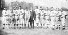 DePaul University's baseball team (1908)