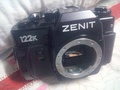 Zenit, a Russian brand. SLR without lens kit