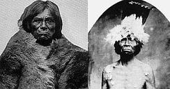 Captain John, Leader of the Yosemite-Mono Lake Paiutes