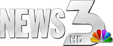 "Former logo used from July 9, 2010 to April 18, 2015. The ""3"" had been used since 1986."