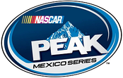 NASCAR PEAK Mexico Series logo, 2017