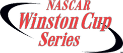 The Winston Cup Series logo from 2000 to 2003.
