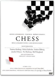 Chess På Svenska – DVD Cover