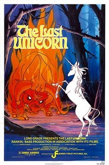 The Last Unicorn (1982) theatrical poster.jpg