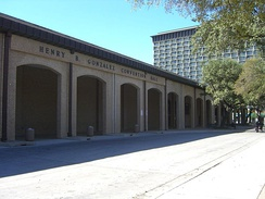 Henry B. González Convention Hall in San Antonio, Texas