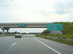 SC 31 serves as a by-pass for a majority of the Grand Strand.