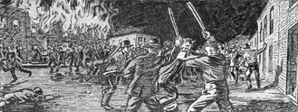 Louisville Bloody Monday Election Riots of 1855