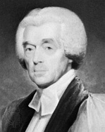 Charles Inglis. Became first bishop of Nova Scotia in 1787 and first bishop of the Church of England outside the British Isles in the British Empire