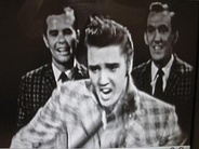 "Elvis Presley performing ""Ready Teddy"""