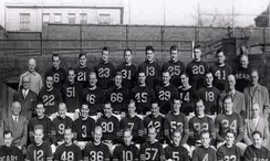 1946 Chicago Bears champion team.