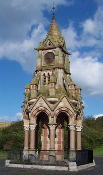 Shrigley monument