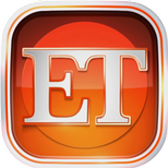 "Logo used until 2014; all on-air logos used since 1994 are based on the original 1981 logo, but have solely used the abbreviated ""ET"" name."
