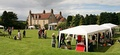 Summer fete at Westow Hall