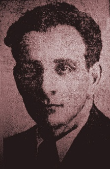 Will Weinstone as he appeared in 1927. Weinstone was one of the main contenders for leadership of the CPUSA in the years after the fall of Jay Lovestone in 1929.