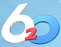 Previous 62O logo, since September 2006.