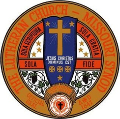 Official seal of The Lutheran Church—Missouri Synod
