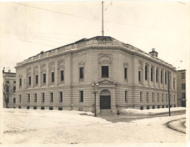 U.S. Courthouse in 1911