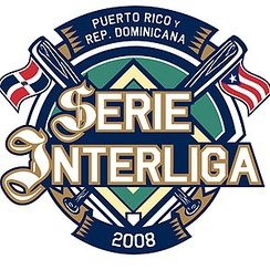 Logo of the first Interleague Series between the PRBL and the LBPRD