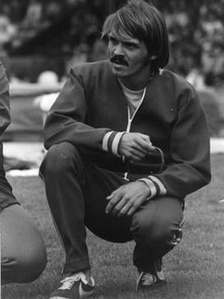 Prefontaine at Oregon