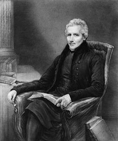 William Otter (1831–36), the first Principal of King's College London