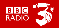 The BBC Radio 3 logo, 2000–2007