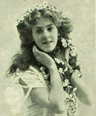In The Arcadians, 1909