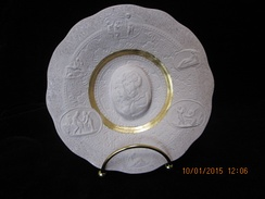 Decorative plate made of Nano concrete with High-Energy Mixing (HEM)