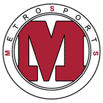 Metro Sports logo used from 1996 to 2010.