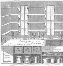 "Beecher's ""model kitchen"" brought early ergonomic principles to the home"