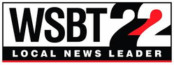 WSBT logo, used from 1994 to 2013.