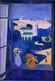 Window at Tangier, 1911-12, The Pushkin Museum of Fine Arts, Moscow