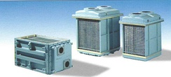 4-stroke diesel engine coolers