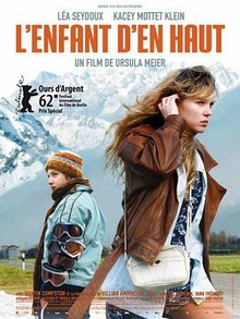 French film poster for L'enfant d'en haut.jpg
