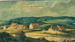 Charles Tennant's Darnley Bleach Fields c.1800